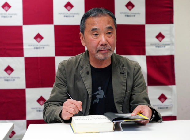 Japanese Author Murakami Reveals Plan For Library Of Works