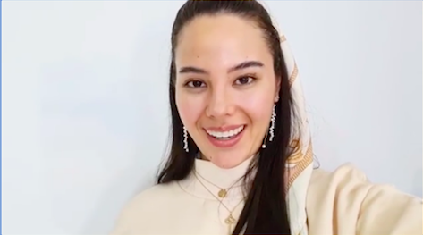 catriona gray wish ig